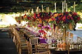 25 incredible centerpieces for fall weddings huffpost