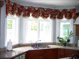 Ruffled Kitchen Curtains by Kitchen Long Kitchen Curtains Peach Kitchen Curtains Kitchen