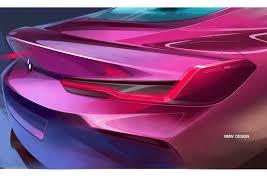 bmw supercar concept bmw concept 8 series elegant sportiness auto u0026design