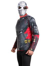 deadshot costume kit for men wholesale halloween costumes