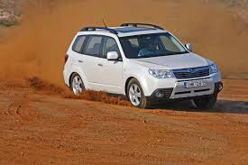brown subaru forester subaru forester 2 0d suretrak special edition launched autoevolution