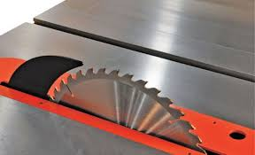 use circular saw as table saw how to prevent injuring yourself from table saw kickback tips for
