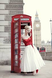 strapless casual white tea length a line rustic wedding dress