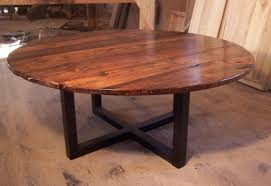 reclaimed wood round coffee table reclaimed wood coffee table