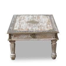 Wohnzimmertisch Antik Heller Couchtisch Wohnzimmertisch Tisch Holztisch Shabby Vintage