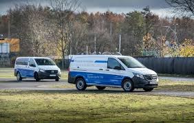 volkswagen minibus electric mercedes benz vito with electric drive