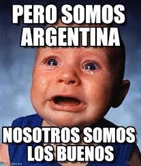 Argentina Memes - pero somos argentina beb礬 llorando meme on memegen