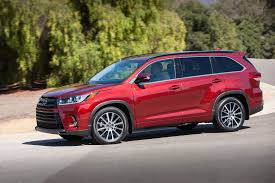 ok google toyota 2017 toyota highlander reviews and rating motor trend
