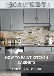What Paint To Use To Paint Kitchen Cabinets Best Primers Paints For Cabinets Furniture Fireplaces Best Paint