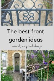 Garden Boundary Ideas by The Best Front Garden Ideas Smart Easy And Cheap The Middle