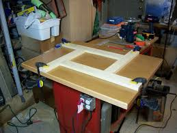 workshop projects making a router table top