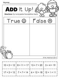 Thanksgiving Printables First Grade First Grade Common Core Math Equation Math And Common Cores