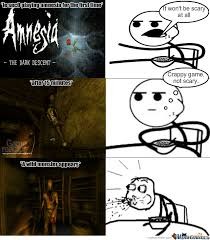 Amnesia Meme - amnesia by tdkilhler meme center