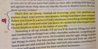 in prayer and supplication with thanksgiving fear vs faith darcee murphy