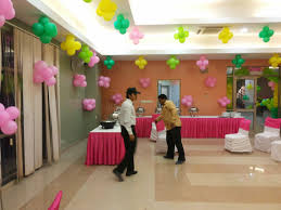 simple birthday decoration ideas at home beautiful simple hall decoration ideas decorating for parties by