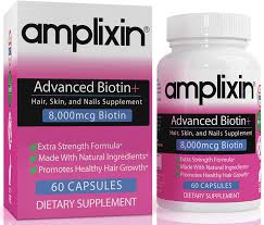 for hair amplixin advanced biotin plus supplement for hair