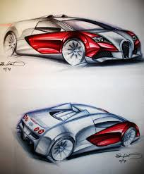 bugatti car drawing bugatti marker sketches by emrehusmen on deviantart