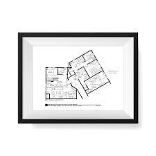 seinfeld apartment floor plan seinfeld kramer apartment fantasy floorplans touch of modern