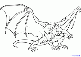 cartoon dragon drawings step step archives pencil drawing collection
