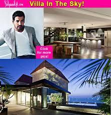 john abraham house john abraham s villa in the sky is way beyond amazing view pics