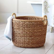 seagrass basket u003clovely bathrooms u003e pinterest
