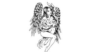 baby angel tattoo eemagazine com