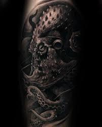 Tattoos Shading Ideas 60 Octopus Arm Tattoo Designs For Men Cool Ink Ideas