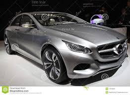 mercedes f800 price mercedes f800 style car editorial photo image 14049091