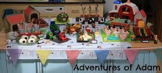 Barn Animal Party Supplies World Animal Day