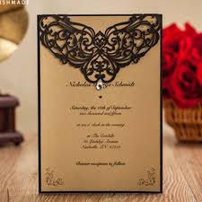 online get cheap halloween wedding invitations aliexpress com