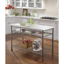 iron kitchen island marble top kitchen island iron home ideas collection using
