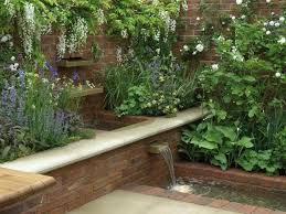 waterfall wall water features pinterest wall water features