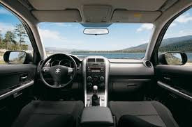 2009 suzuki grand vitara information and photos momentcar