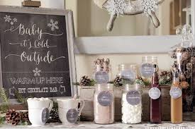 jar baby shower ideas 5 and simple winter baby shower ideas the invite