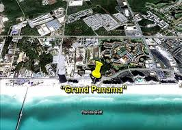 Map Of Panama City Beach Grand Panama Tower 1 1606 184615 Ra67863 Redawning