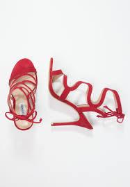 steve madden boots shoes steve madden ava sandals red women