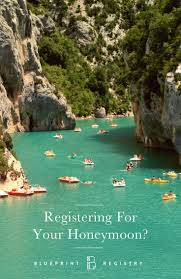 where to register for your wedding best 25 honeymoon registry ideas on gift registry