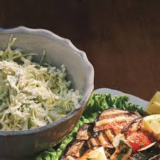 creamy cilantro lime slaw recipe epicurious com