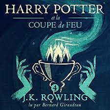 harry potter et la chambre des secrets livre audio harry potter et la coupe de feu harry potter 4 livre audio