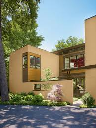 color schemes for home exterior with ideas design brown wall paint