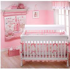 Princess Baby Crib Bedding Sets Disney Princess Happily After 4 Crib Bedding Set