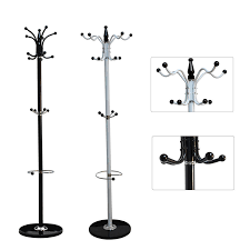 coat hanger hall storage rack umbrella stand clothes holder hat
