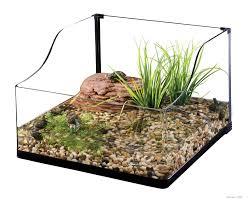 exo terra turtle terrarium small aquatic habitat
