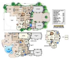monster floor plans isle del rey floor plan monster house plans by weber design