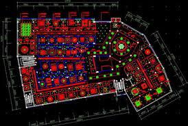 hotel top floor plan autocad blocks crazy 3ds max free