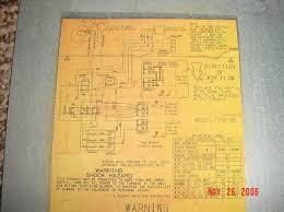 coleman heat pump thermostat wiring diagram wiring diagram