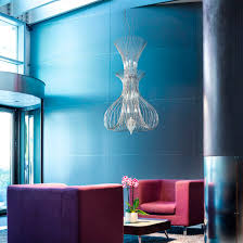 Murano Glass Lighting Pendants by Pendant Lamp Contemporary Murano Glass Metal Silhouette By