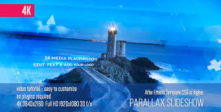 parallax slideshow videohive u2013 free download after effects