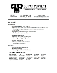 Lawrenceoliver Event Planner Resume by Stunning Club Promoter Resume Pictures Simple Resume Office