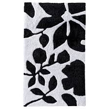 Black And White Bathroom Rugs 12 Wonderful Black And White Bath Rug Design Ideas Direct Divide